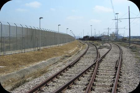 Sensori TORSUS lungo ferrovia