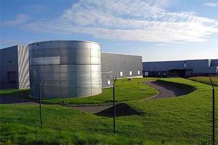 Protezione siti petrolchimici